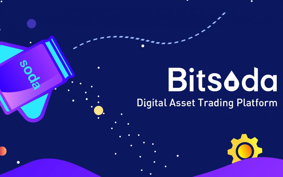 El intercambio para la nueva generación – Bitsoda.com se lanza a nivel mundial