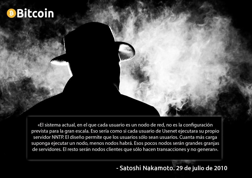Bitcoin SV Satoshi Nakamoto Bitcoin 2010 cita cita