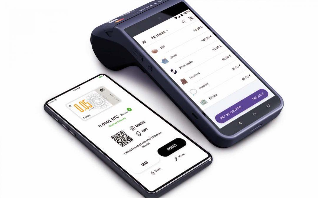 FOIN permite a los comerciantes aceptar pagos criptográficos en la tienda