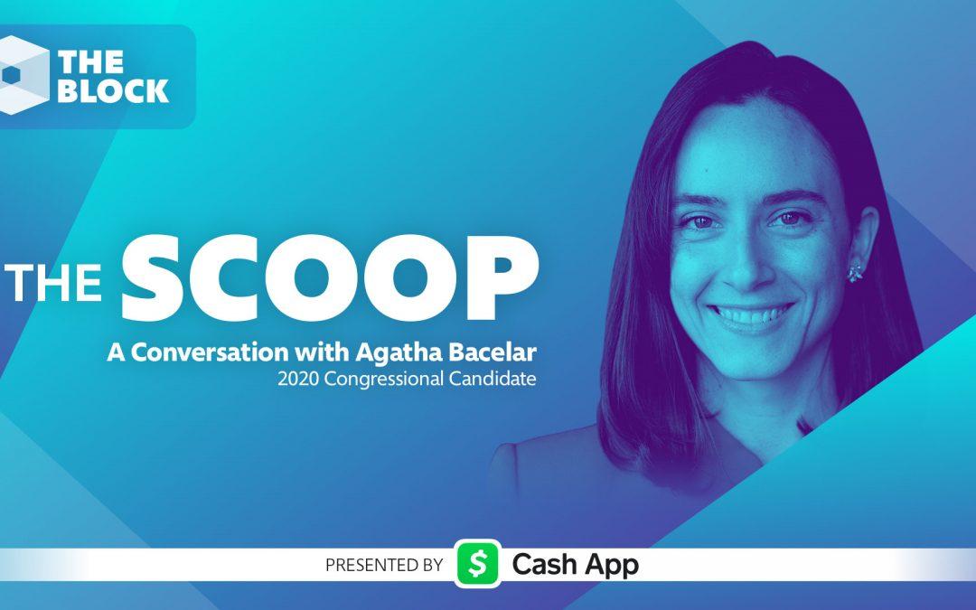 Agatha Bacelar, candidata al Congreso 2020 en The Scoop