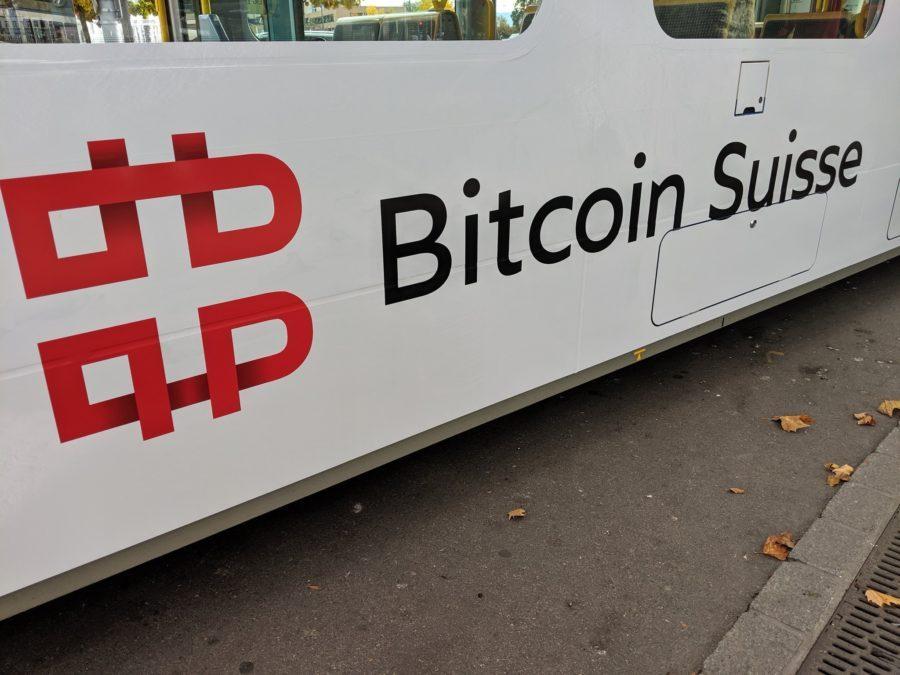 El agente de cifrado suizo Bitcoin Suisse eleva la Serie A a más de $ 280 millones en valuación previa al dinero