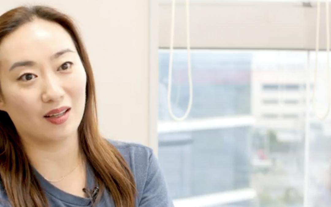 MIRA: Tongtong Gong de Amberdata habla sobre género en criptografía