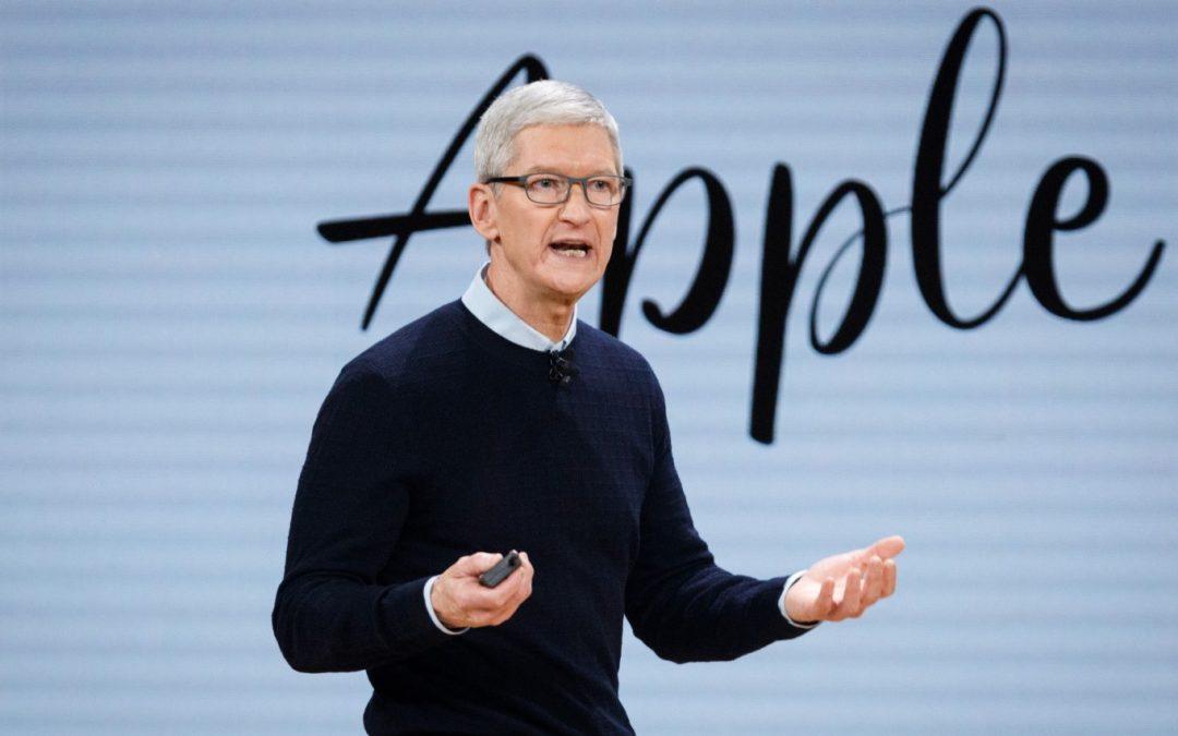 Emitir dinero es para gobiernos, no para empresas privadas: CEO de Apple
