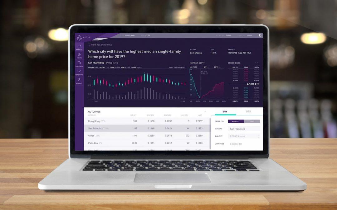Prediction Labs lanzará un servicio de liquidación instantánea para Augur