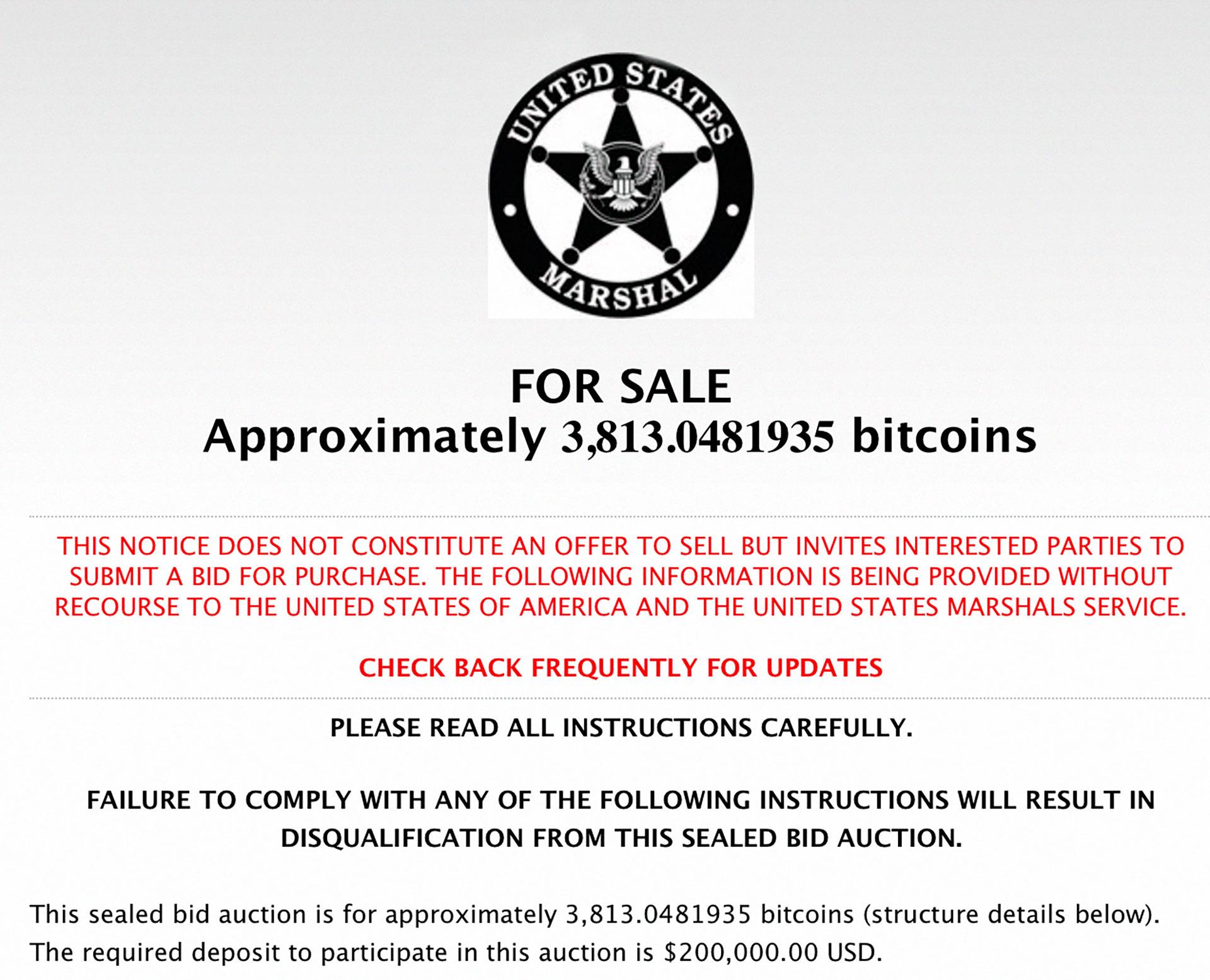 """La aplicación de la ley global ha subastado cantidades masivas de Bitcoin"""" width = """"509"""" height = """"413"""" srcset = """"https://news.bitcoin.com/wp-content/uploads/ 2019/10 / bit-03-01-18_sale.jpg 1920w, https://news.bitcoin.com/wp-content/uploads/2019/10/bit-03-01-18_sale-300x243.jpg 300w, https: //news.bitcoin.com/wp-content/uploads/2019/10/bit-03-01-18_sale-768x622.jpg 768w, https://news.bitcoin.com/wp-content/uploads/2019/10 /bit-03-01-18_sale-1024x829.jpg 1024w, https://news.bitcoin.com/wp-content/uploads/2019/10/bit-03-01-18_sale-696x564.jpg 696w, https: / /news.bitcoin.com/wp-content/uploads/2019/10/bit-03-01-18_sale-1392x1127.jpg 1392w, https://news.bitcoin.com/wp-content/uploads/2019/10/ bit-03-01-18_sale-106 8x865.jpg 1068w, https://news.bitcoin.com/wp-content/uploads/2019/10/bit-03-01-18_sale-519x420.jpg 519w """"tamaños ="""" (ancho máximo: 509px) 100vw, 509px"""