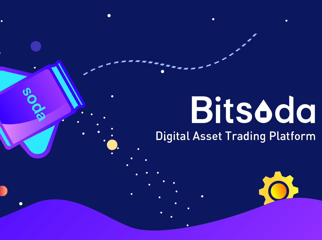 The Exchange for the New Generation - Bitsoda.com se lanza a nivel mundial