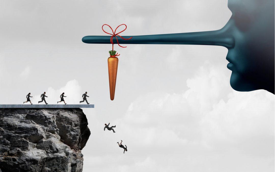 La gran mentira perpetuada por los bancos centrales