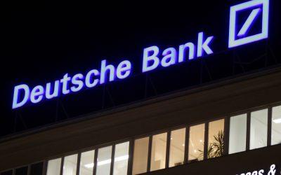 """Deutsche Bank dice que Bitcoin es """"demasiado volátil"""" para ser una reserva de valor """"confiable"""""""