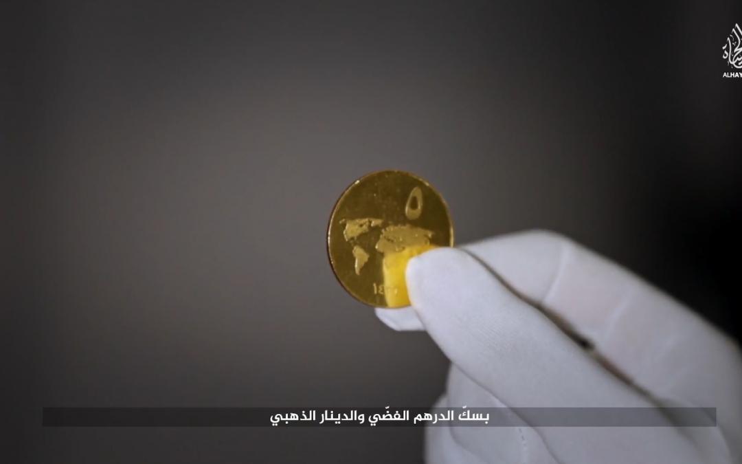Sharia Goldbugs: cómo ISIS creó una moneda para la dominación mundial