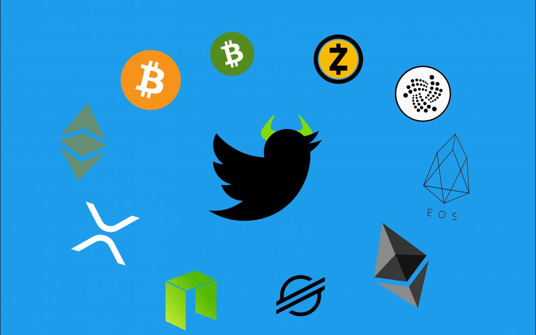 eToro lanza una cartera criptográfica ponderada por las menciones de Twitter