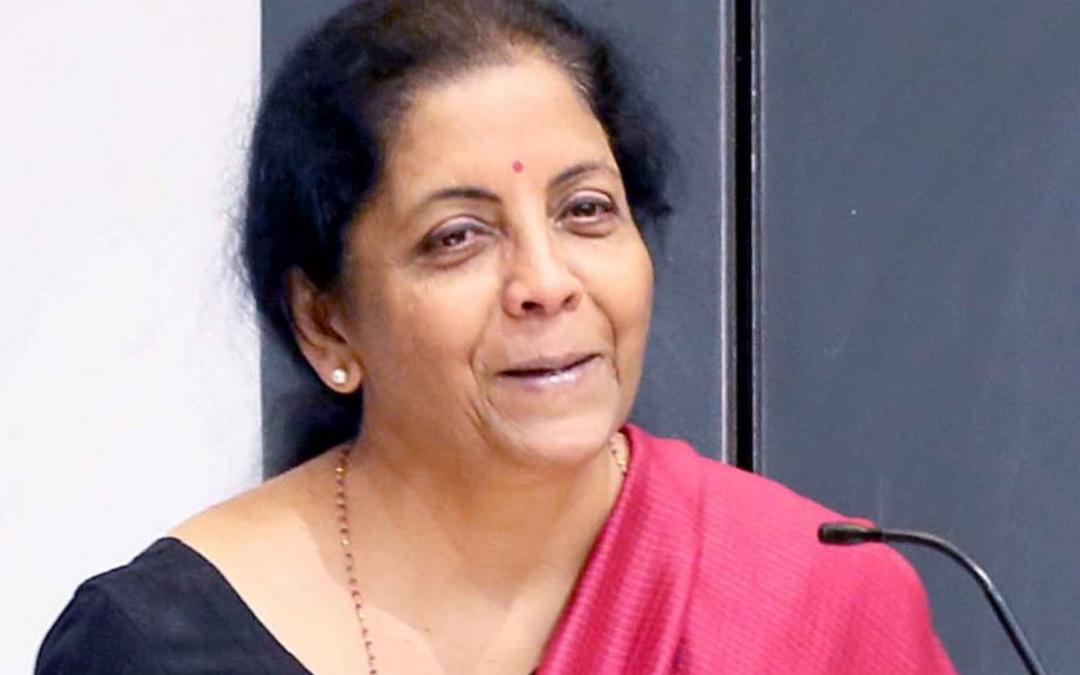 El ministro de Finanzas de la India responde preguntas criptográficas en la reunión del FMI