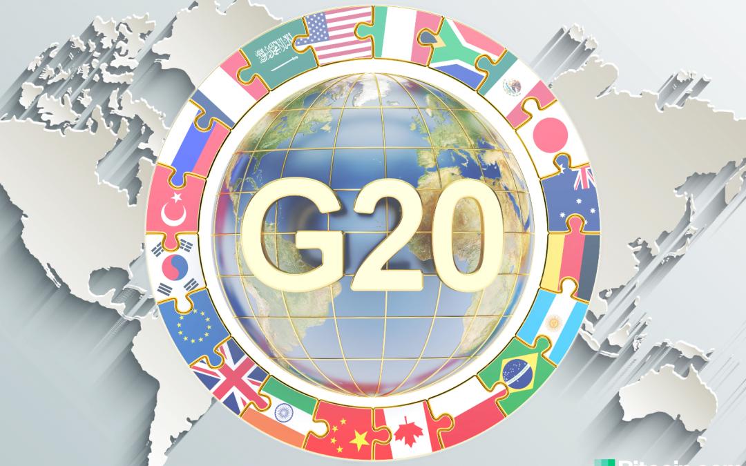 Las monedas estables informadas del G20 podrían presentar un riesgo de estabilidad financiera