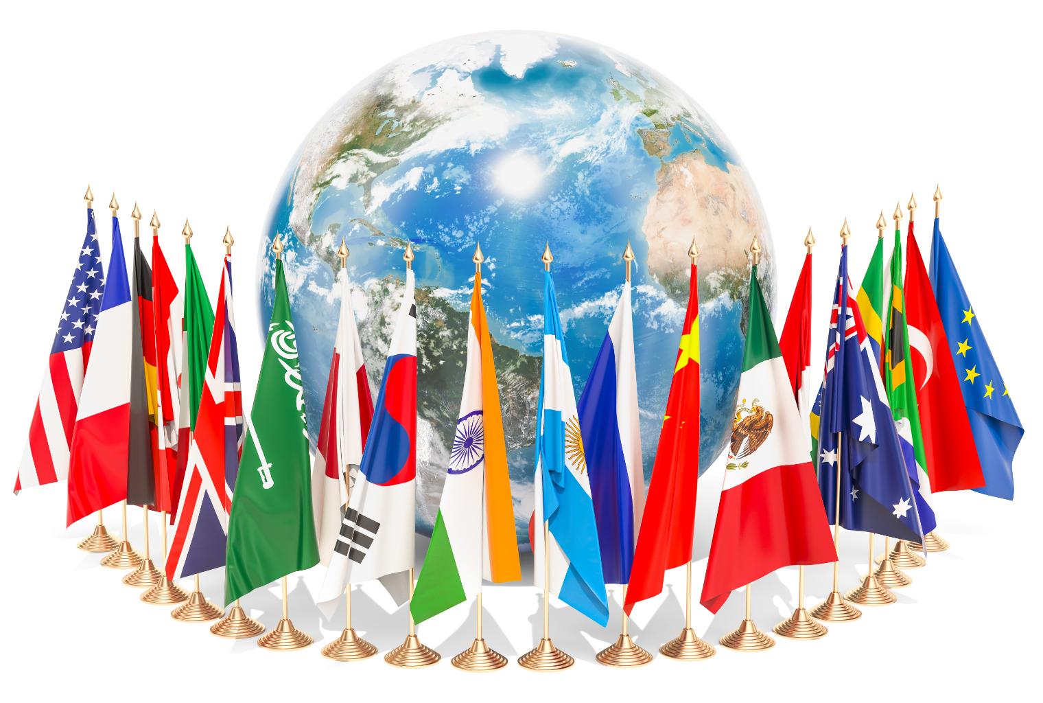 Cómo están progresando las monedas digitales del Banco Central del G20