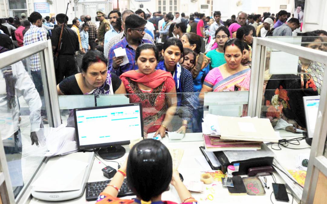 Se extiende la crisis bancaria en India – Muertes, huelga, negación de la Corte Suprema