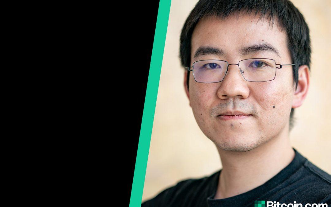 Jihan Wu de Bitmain habla sobre el crecimiento de la minería y la industria con el CEO de Bitcoin.com