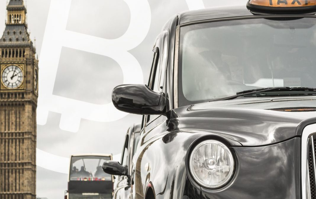 Taxista Londinense Vende Criptomonedas A Los Pasajeros