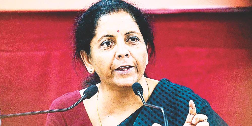 """El ministro de Finanzas de la India responde preguntas criptográficas en la reunión del FMI """"width ="""" 1000 """"height ="""" 500 """"srcset ="""" https://blackswanfinances.com/wp-content/uploads/2019/10/nirmala-sitharaman.png 1000w, https://news.bitcoin.com/wp-content/uploads/2019/ 10 / nirmala-sitharaman-300x150.png 300w, https://news.bitcoin.com/wp-content/uploads/2019/10/nirmala-sitharaman-768x384.png 768w, https://news.bitcoin.com/ wp-content / uploads / 2019/10 / nirmala-sitharaman-696x348.png 696w, https://news.bitcoin.com/wp-content/uploads/2019/10/nirmala-sitharaman-840x420.png 840w """"tamaños = """"(ancho máximo: 1000 px) 100vw, 1000 px"""