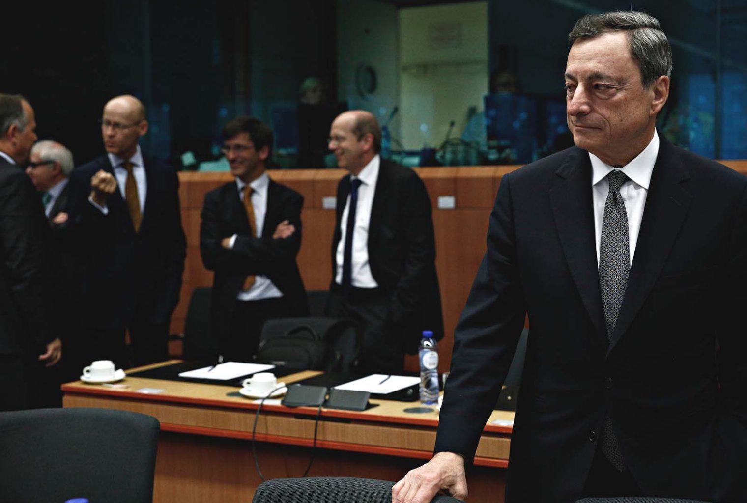 Mario Draghi deja el Banco Central Europeo sin aumentar nunca las tasas de interés