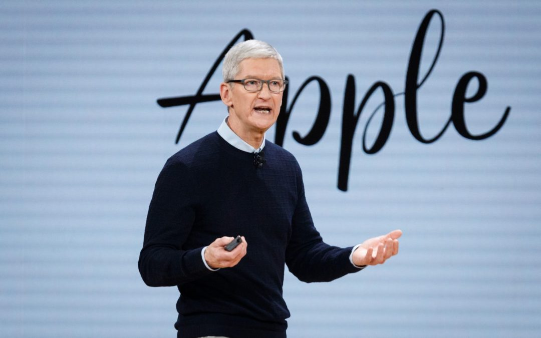 Apple no tiene planes de lanzar criptomonedas, dice el CEO Tim Cook
