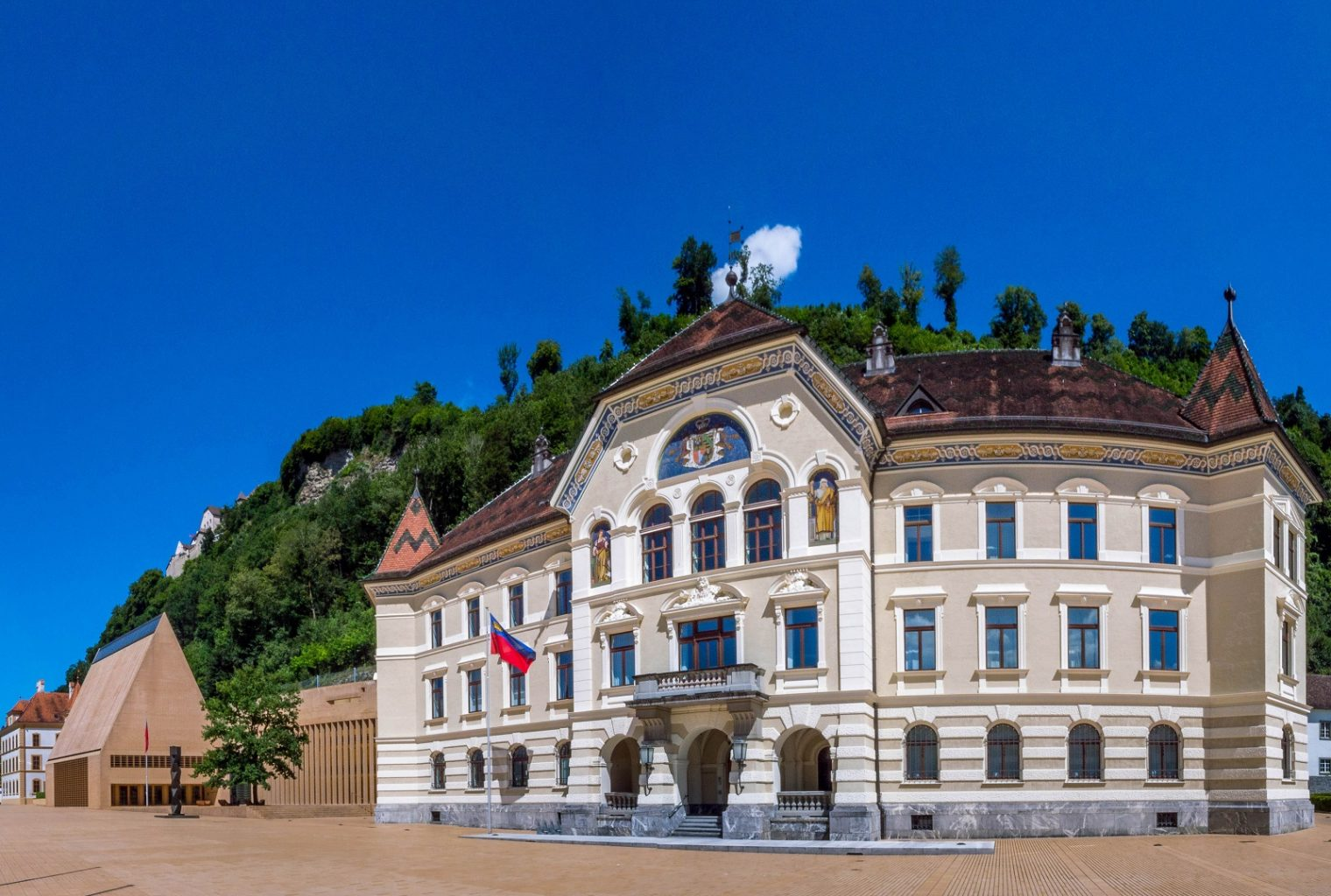Liechtenstein adopta la Ley de tokens para atraer negocios criptográficos