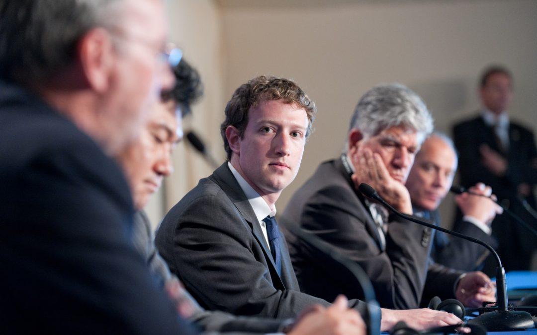 Los legisladores estadounidenses quieren que Zuckerberg de Facebook testifique sobre Libra en enero