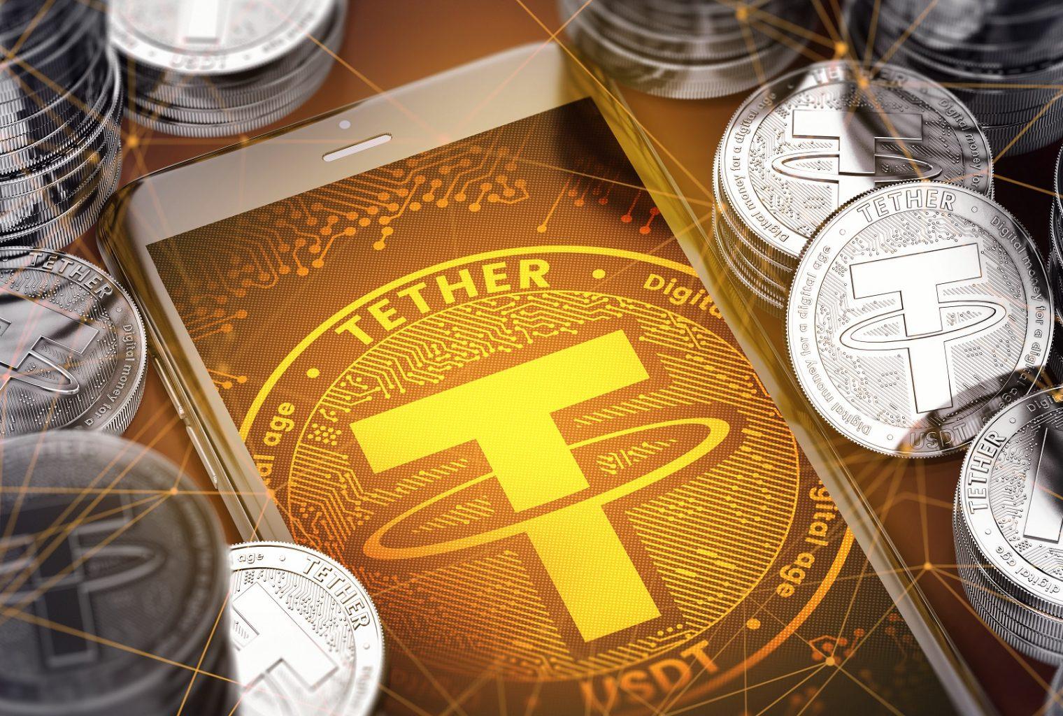 104 direcciones tienen el 70% de Tether, revela la investigación