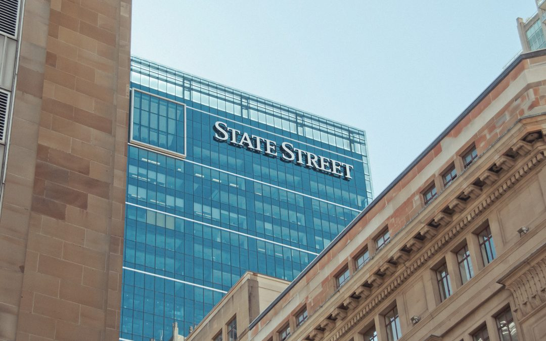 Los clientes de State Street no invierten mucho en criptografía, pero está preparado para que eso cambie