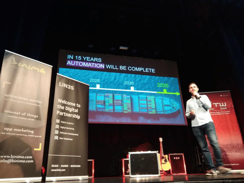 Óscar Lage Blockchain