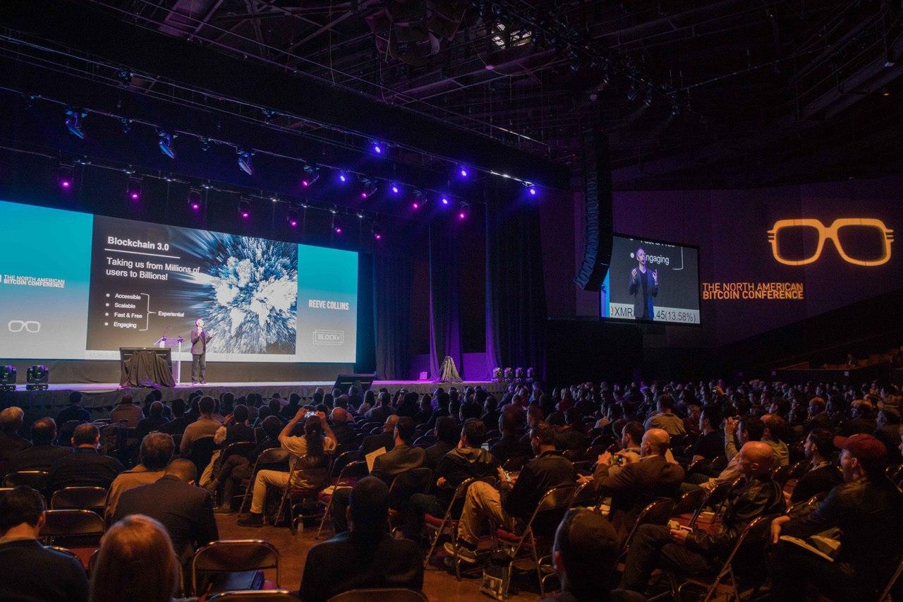La Conferencia Norteamericana de Bitcoin regresa