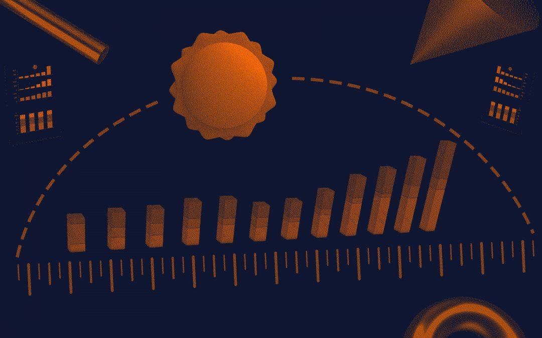 El análisis del volumen por visita al sitio web indica que los operadores más grandes están volviendo a ingresar al juego