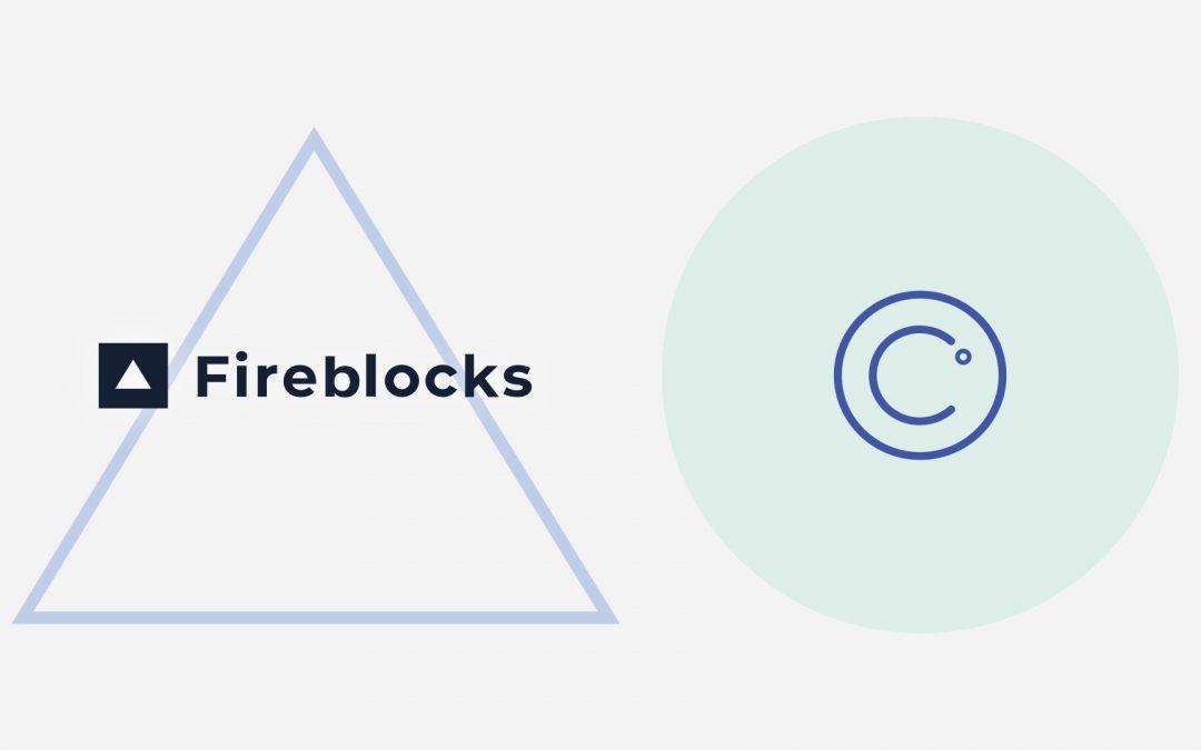 Celsius opta por la solución de billetera caliente Fireblocks para agilizar sus activos de préstamo de $ 400 millones