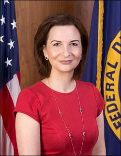 Jelena McWilliams, Presidenta de la FDIC