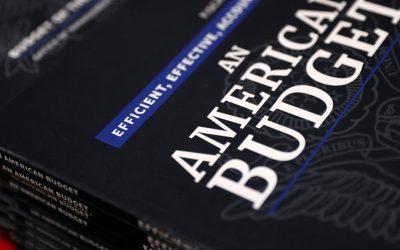 El déficit presupuestario de EE. UU. Salta un 34%, la brecha se establece en $ 1 billón en 2020