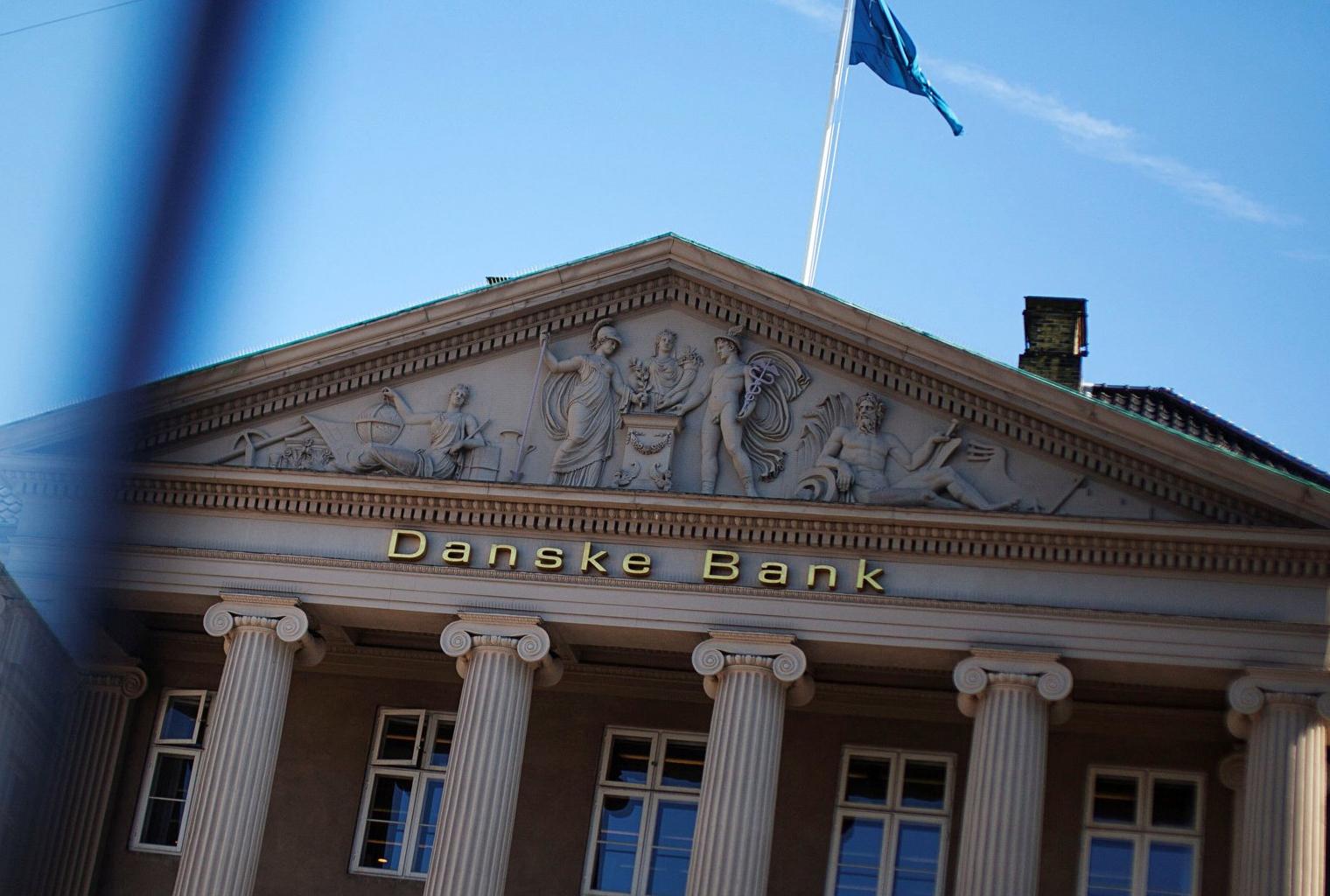 Danske Bank atrapado usando lingotes de oro para lavar fondos ilícitos