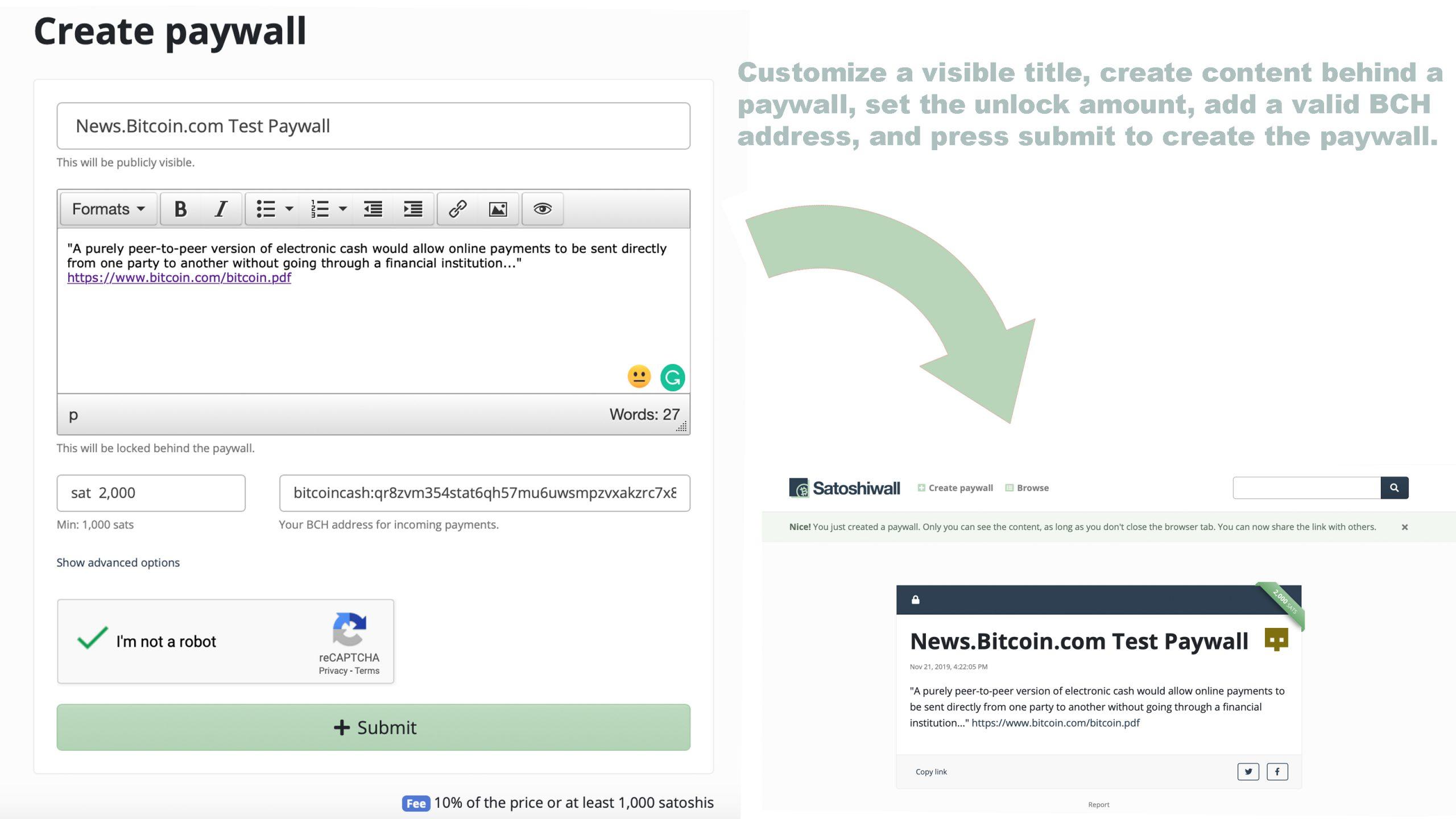 "El desarrollador lanza el servicio Paywall con tecnología de BCH ""width ="" 2560 ""height ="" 1440 ""srcset = ""https://blackswanfinances.com/wp-content/uploads/2019/11/paywall-scaled.jpg 2560w, https://news.bitcoin.com/wp-content/uploads/2019/11/paywall -300x169.jpg 300w, https://news.bitcoin.com/wp-content/uploads/2019/11/paywall-1024x576.jpg 1024w, https://news.bitcoin.com/wp-content/uploads/2019 /11/paywall-768x432.jpg 768w, https://news.bitcoin.com/wp-content/uploads/2019/11/paywall-1536x864.jpg 1536w, https://news.bitcoin.com/wp-content /uploads/2019/11/paywall-2048x1152.jpg 2048w, https://news.bitcoin.com/wp-content/uploads/2019/11/paywall-696x392.jpg 696w, https://news.bitcoin.com /wp-content/uploads/2019/11/paywall-1392x783.jpg 1392w, https://news.bitcoin.com/wp-content/uploads/2019/11/paywall-1068x601.jpg 1068w, https: // noticias .bitcoin.com / wp-content / uploads / 2019/11 / paywall-747x420.jpg 747w , https://news.bitcoin.com/wp-content/uploads/2019/11/paywall-1920x1080.jpg 1920w ""tamaños ="" (ancho máximo: 2560px) 100vw, 2560px"