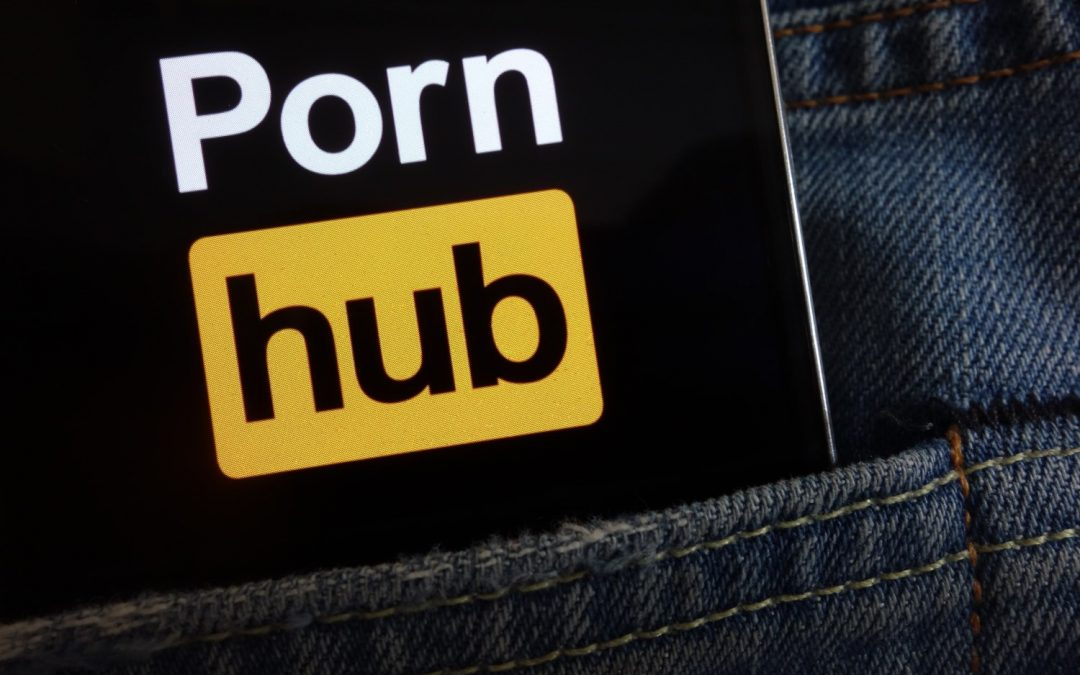 Pornhub dice que el 10% de los modelos en su plataforma optan por pagos criptográficos