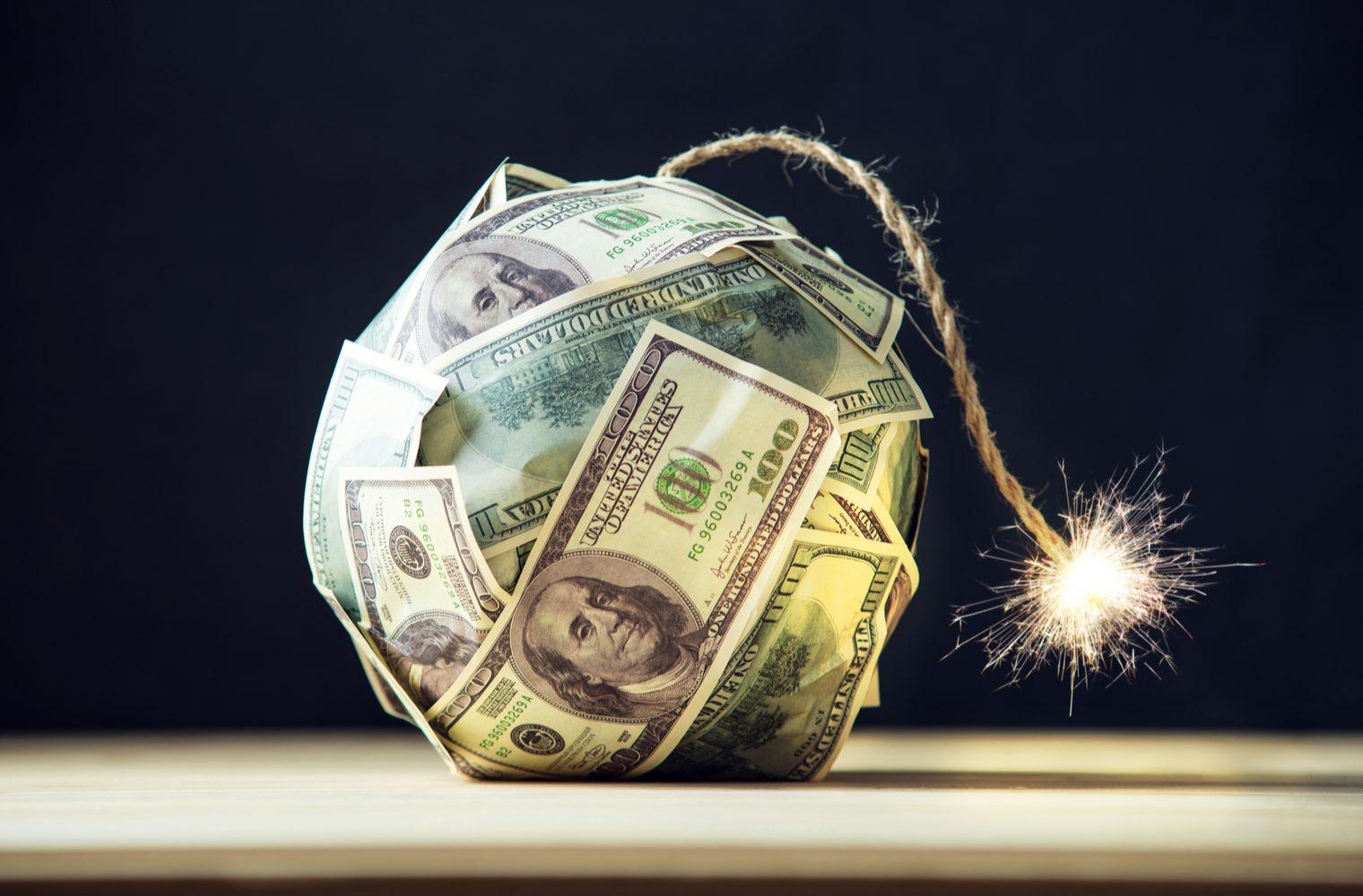 Los temores de crisis aumentan a medida que la deuda global alcanza un récord de $ 250 billones