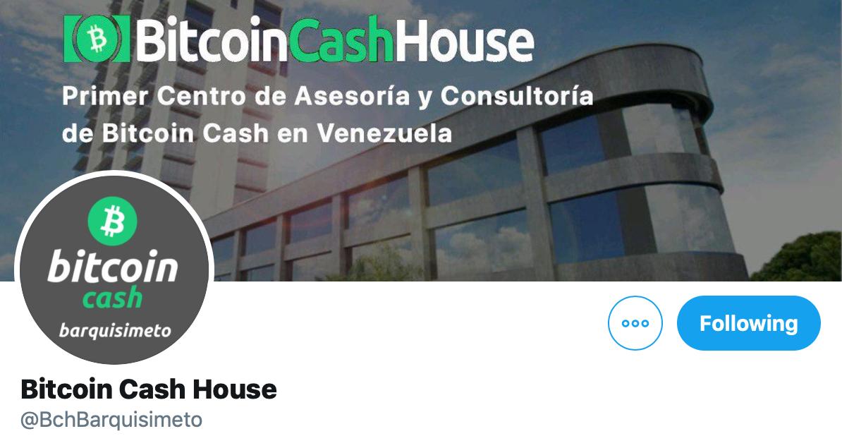 "Bitcoin Cash House lanza Crypto Hub en Venezuela"" width = ""1194"" height = ""618"" srcset = ""https: // news. bitcoin.com/wp-content/uploads/2019/11/screen-shot-2019-11-10-at-17-47-29.png 1194w, https://news.bitcoin.com/wp-content/uploads /2019/11/screen-shot-2019-11-10-at-17-47-29-300x155.png 300w, https://news.bitcoin.com/wp-content/uploads/2019/11/screen- shot-2019-11-10-at-17-47-29-768x398.png 768w, https://news.bitcoin.com/wp-content/uploads/2019/11/screen-shot-2019-11-10 -at-17-47-29-1024x530.png 1024w, https://news.bitcoin.com/wp-content/uploads/2019/11/screen-shot-2019-11-10-at-17-47- 29-696x360.png 696w, https://news.bitcoin.com/wp-content/uploads/2019/11/screen-shot-2019-11-10-at-17-47-29-1068x553.png 1068w, https://news.bitcoin.com/wp-content/uploads/2019/11/screen-shot-2019-11-10-at-17-47-29-811x420.png 811w ""tamaños ="" (ancho máximo : 1194px) 100vw, 1194px"