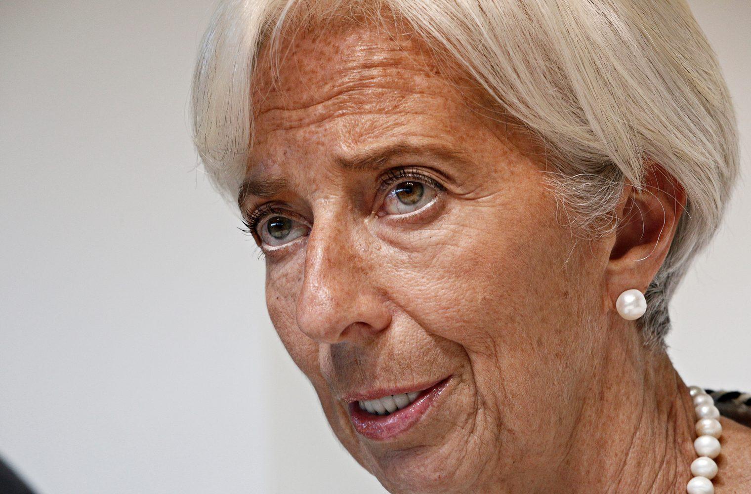 """Presidente del BCE: """"Deberíamos ser más felices de tener un trabajo que proteger nuestros ahorros"""""""