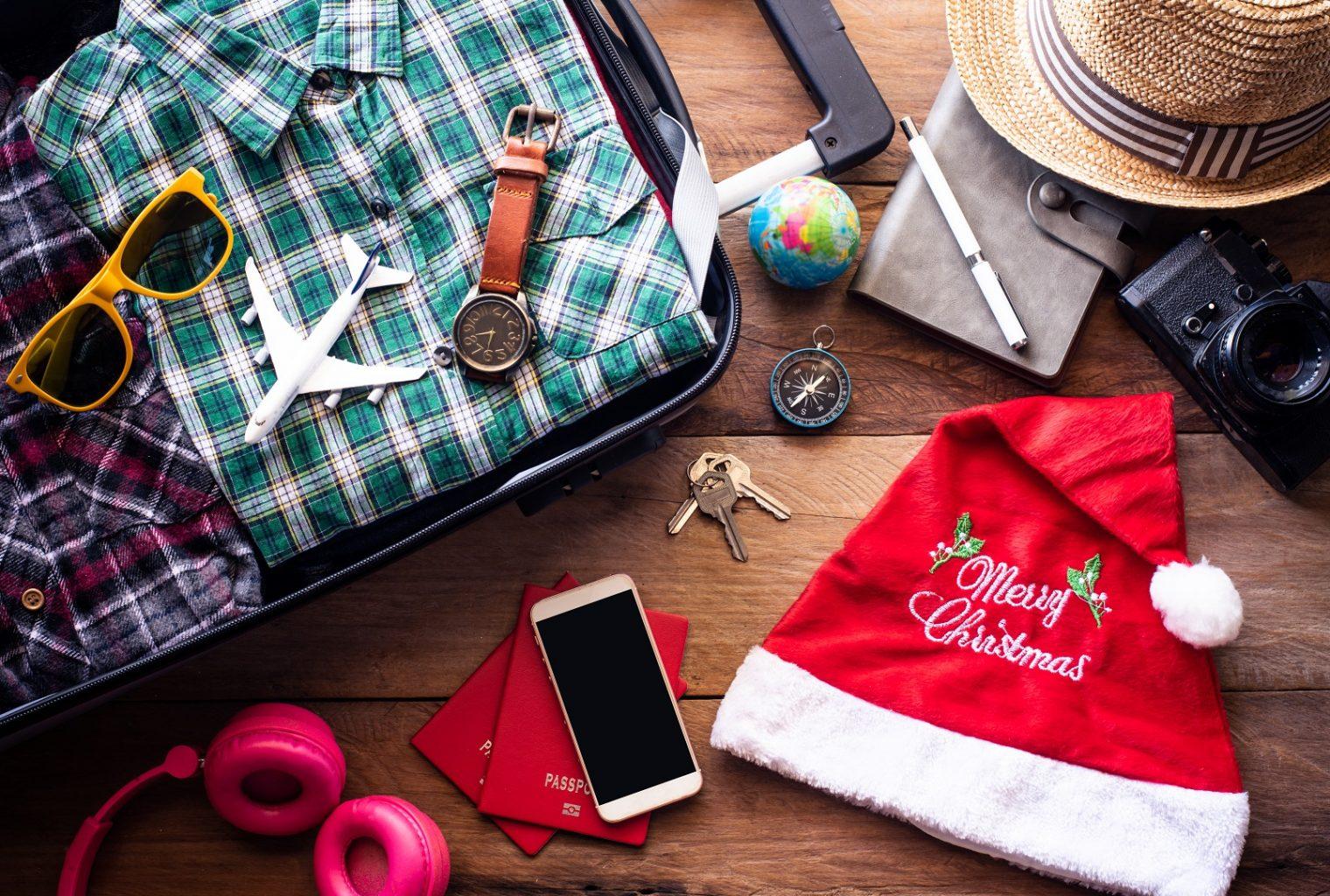 Con la Navidad acercándose, aquí hay algunos sitios de viajes que aceptan Crypto