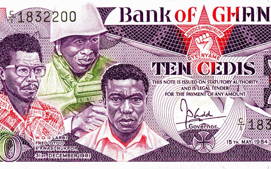 """Ghana podría emitir moneda digital en """"futuro cercano"""""""