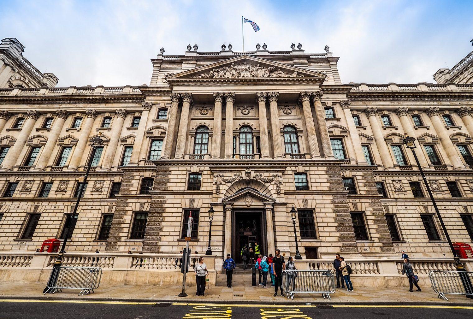 La Autoridad Tributaria de Gran Bretaña actualiza las pautas de criptografía