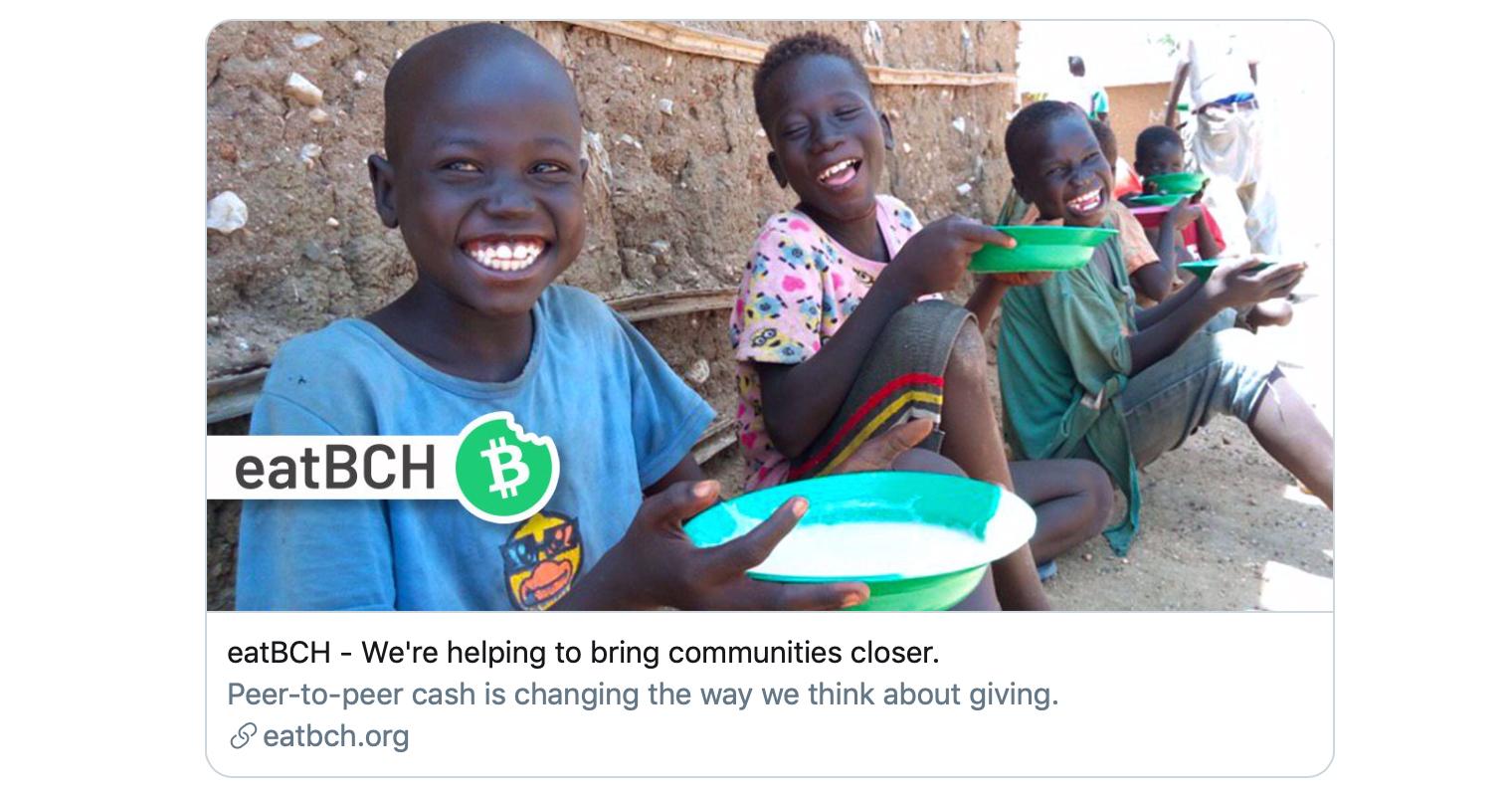 "Bitcoin Cash Community Funds Viaje de Eatbch a Ghana ""width ="" 1520 ""height ="" 800 ""srcset ="" https://blackswanfinances.com/wp-content/uploads/2019/11/ssudan.jpg 1520w, https: //news.bitcoin.com/wp-content/uploads/2019/11/ssudan-300x158.jpg 300w, https://news.bitcoin.com/wp-content/uploads/2019/11/ssudan-1024x539.jpg 1024w, https://news.bitcoin.com/wp-content/uploads/2019/11/ssudan-768x404.jpg 768w, https://news.bitcoin.com/wp-content/uploads/2019/11/ssudan -696x366.jpg 696w, https://news.bitcoin.com/wp-content/uploads/2019/11/ssudan-1392x733.jpg 1392w, https://news.bitcoin.com/wp-content/uploads/2019 /11/ssudan-1068x562.jpg 1068w, https://news.bitcoin.com/wp-content/uploads/2019/11/ssudan-798x420.jpg 798w ""tamaños ="" (ancho máximo: 1520px) 100vw, 1520px"