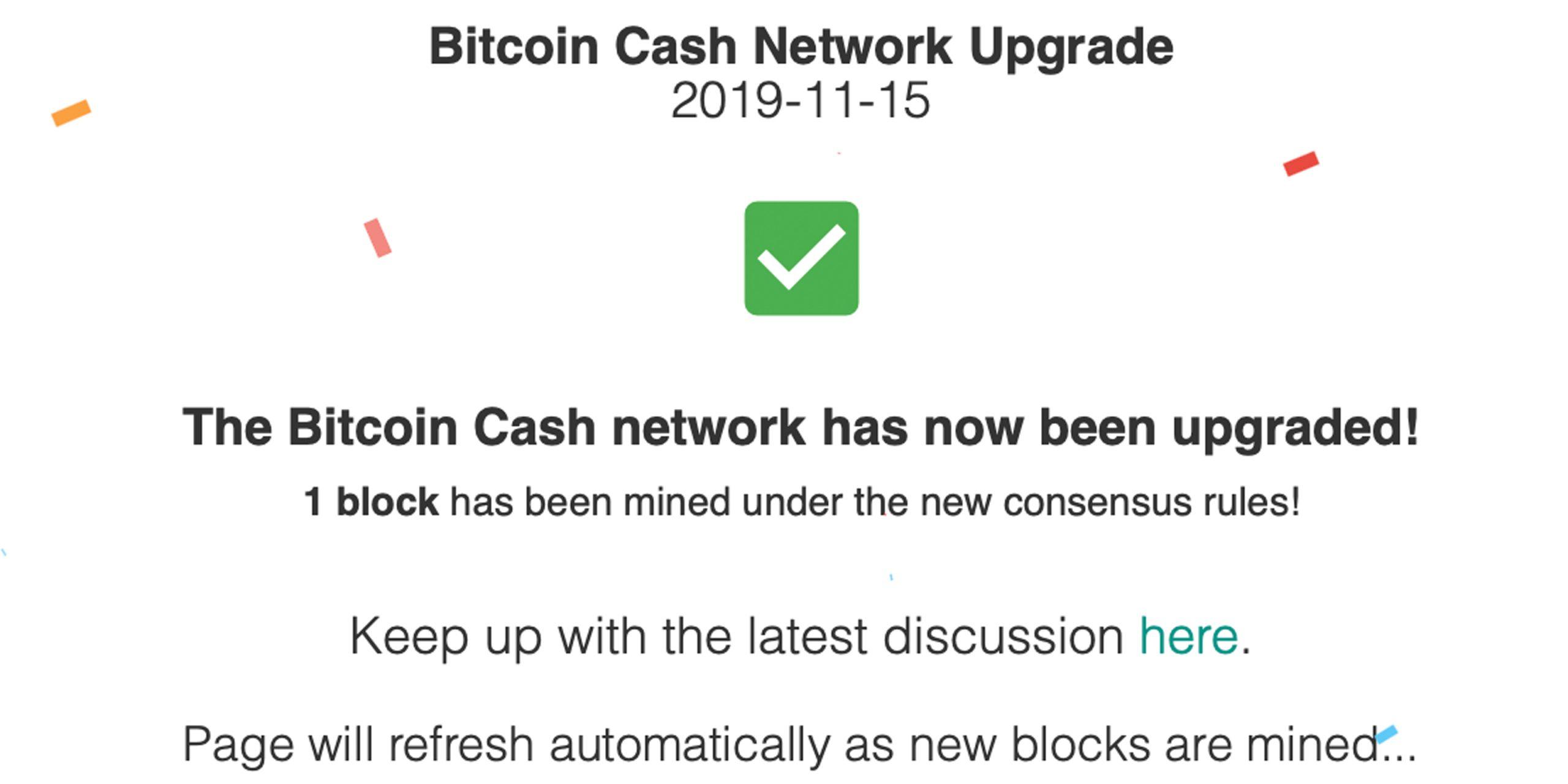 """Actualización completa de Bitcoin Cash: 2 nuevos cambios de protocolo agregados """"ancho = """"2560"""" height = """"1280"""" srcset = """"https://blackswanfinances.com/wp-content/uploads/2019/11/upgradu-scaled.jpg 2560w, https://news.bitcoin.com/wp -content / uploads / 2019/11 / upgradu-300x150.jpg 300w, https://news.bitcoin.com/wp-content/uploads/2019/11/upgradu-1024x512.jpg 1024w, https: //news.bitcoin .com / wp-content / uploads / 2019/11 / upgradu-768x384.jpg 768w, https://news.bitcoin.com/wp-content/uploads/2019/11/upgradu-1536x768.jpg 1536w, https: / /news.bitcoin.com/wp-content/uploads/2019/11/upgradu-2048x1024.jpg 2048w, https://news.bitcoin.com/wp-content/uploads/2019/11/upgradu-696x348.jpg 696w , https://news.bitcoin.com/wp-content/uploads/2019/11/upgradu-1392x696.jpg 1392w, https://news.bitcoin.com/wp-content/uploads/2019/11/upgradu- 1068x534.jpg 1068w, https://news.bitcoin.com/wp-content/uploads/201 9/11 / upgradu-840x420.jpg 840w, https://news.bitcoin.com/wp-content/uploads/2019/11/upgradu-1920x960.jpg 1920w """"tamaños ="""" (ancho máximo: 2560px) 100vw, 2560px"""