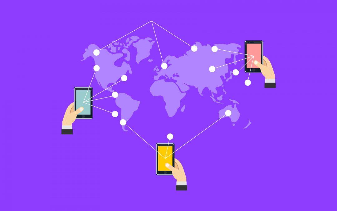 Una mirada a la distribución geográfica de los nodos de escucha de Bitcoin y Ethereum