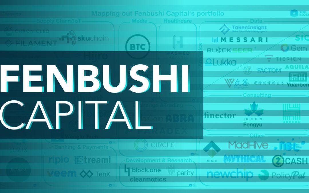 La empresa de riesgo Blockchain Fenbushi se dedica al negocio de estaca, con el objetivo de atraer el mercado asiático