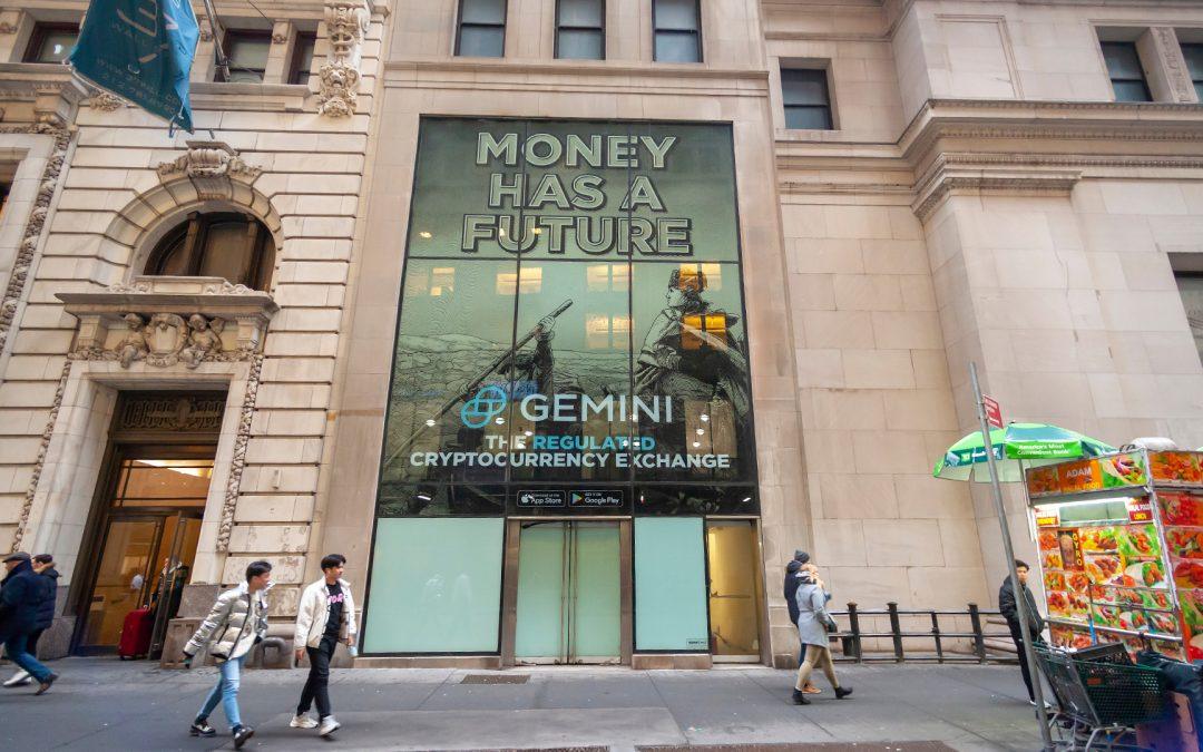 Gemini contrata al ex ejecutivo de Goldman Sachs para la expansión de Asia y planea obtener una licencia en Singapur
