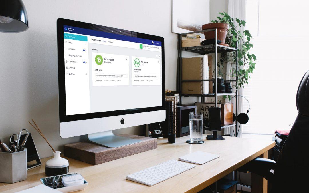 La firma de seguridad cibernética Cybavo agrega soporte de token SLP a sus plataformas de administración de billeteras