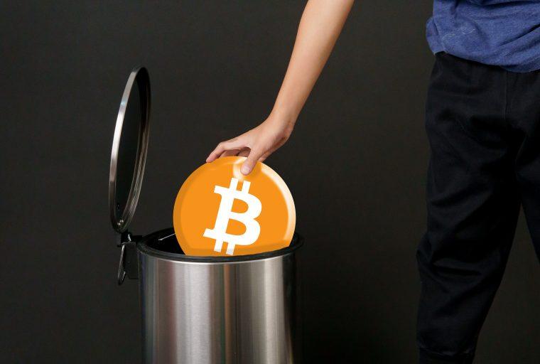 Travelbybit para reducir los pagos de Bitcoin después del video viral de doble gasto
