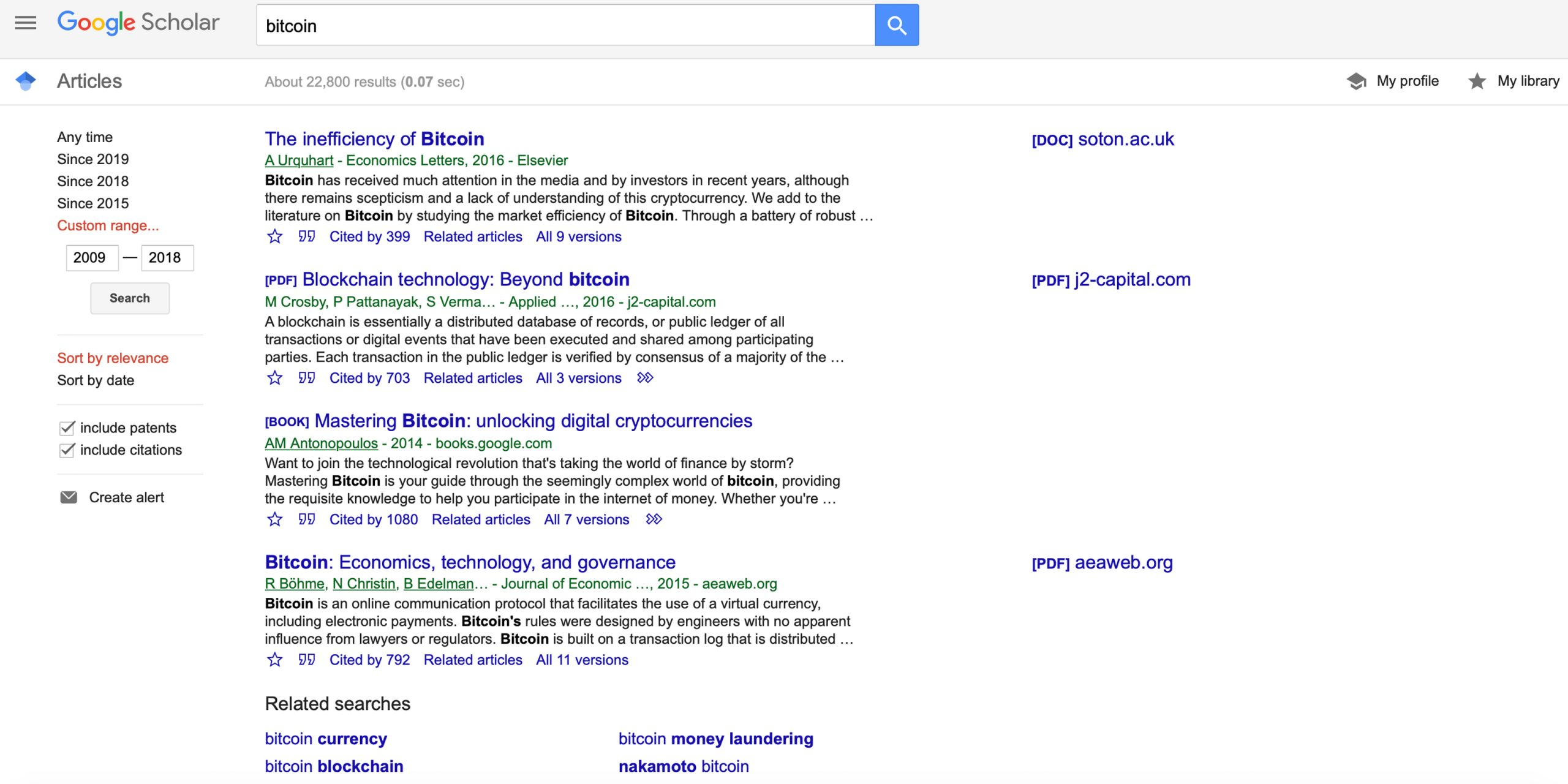 "Cerca de 14,000 artículos de Google Scholar mencionaron Bitcoin en 2019 ""width ="" 2560 ""height ="" 1280 "" srcset = ""https://blackswanfinances.com/wp-content/uploads/2019/12/newscholar-scaled.jpg 2560w, https://news.bitcoin.com/wp-content/uploads/2019/12/ newscholar-300x150.jpg 300w, https://news.bitcoin.com/wp-content/uploads/2019/12/newscholar-1024x512.jpg 1024w, https://news.bitcoin.com/wp-content/uploads/ 2019/12 / newscholar-768x384.jpg 768w, https://news.bitcoin.com/wp-content/uploads/2019/12/newscholar-1536x768.jpg 1536w, https://news.bitcoin.com/wp- content / uploads / 2019/12 / newscholar-2048x1024.jpg 2048w, https://news.bitcoin.com/wp-content/uploads/2019/12/newscholar-696x348.jpg 696w, https: //news.bitcoin. com / wp-content / uploads / 2019/12 / newscholar-1392x696.jpg 1392w, https://news.bitcoin.com/wp-content/uploads/2019/12/newscholar-1068x534.jpg 1068w, https: //news.bitcoin.com/wp-content/uploads/2019/12/newscholar-840x420.jpg 840w, https://news.bitcoin.com/wp-content/uploads/2019/12/newscholar-1920x960.jpg 1920w ""tamaños ="" (ancho máximo: 2560px) 100vw, 2560px"